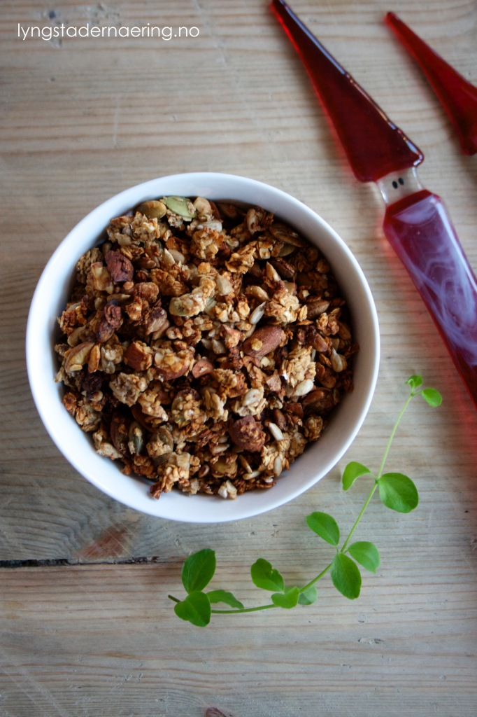 julegranola